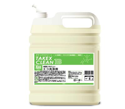 タケックスクリーンEconano 4L 詰替用 (4本)